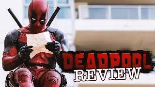 Marvel's deadpool - film review