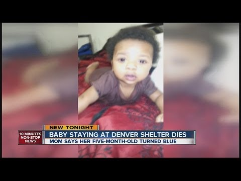 Infant dies at Salvation Army family shelter