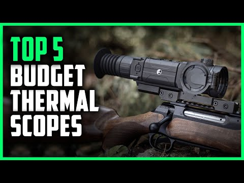 Best Thermal Scope for the Money | Top 5 Budget Thermal Scope 2021