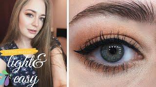 Легкий весенний макияж пошаговый видео урок