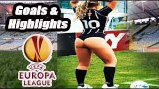 Sevilla vs Akhisarspor - Goals & Highlights - Europa League
