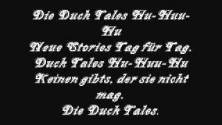 DuckTales intro deutsch