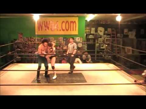 WWA4 Len Parker vs Trace Matthews