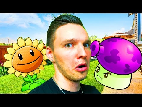 DIE PFLANZE TRIFFT JEDEN !! | Plants vs. Zombies