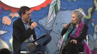 Margaret Atwood: 2013 National Book Festival