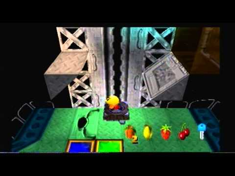 Pac-Man World 100% Walkthrough Part 10 - Quest - Far Out