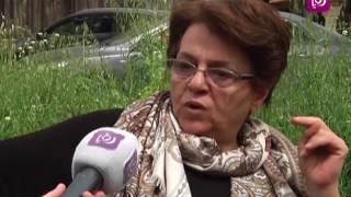 فلسطينية حققت حلمها بنيل البكالوريوس في سن الستين