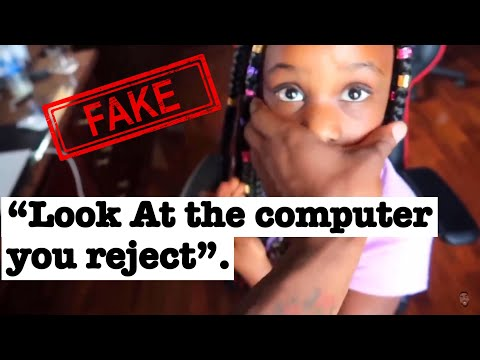 "CJ SO COOL EXPOSED!!! CALLS DAUGHTER A ""REJECT""