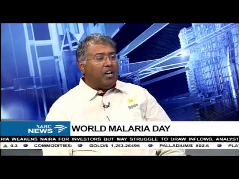 Sherwin Charles on measures to eliminate malaria