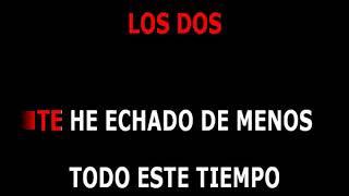 Pablo Alboran -  Te He Echado De Menos (VK demo)
