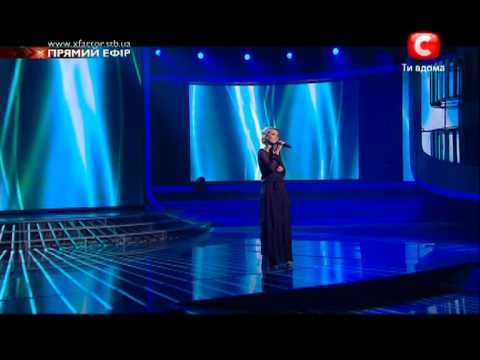 Аида Николайчук - На небо за звездой Х-фактор 19.11.2011г