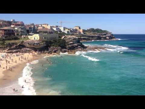 Tamarama Beach Sydney - New South Wales, Australia