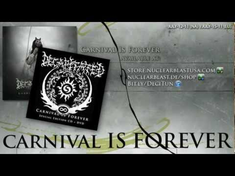 DECAPITATED - Carnival Is Forever (OFFICIAL ALBUM PREVIEW)
