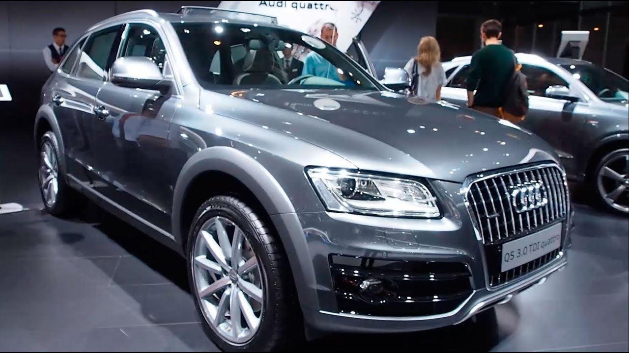 2014 audi q5 3 0 tdi quattro exterior and interior walkaround youtube. Black Bedroom Furniture Sets. Home Design Ideas