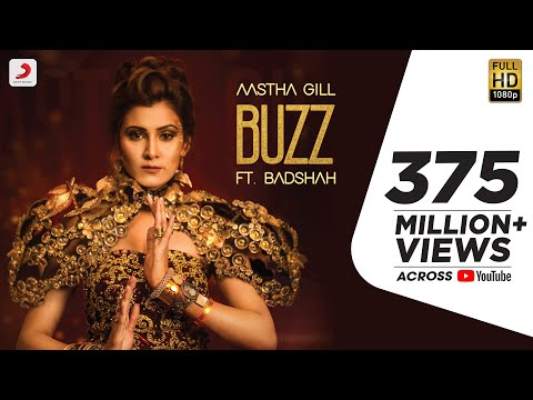 Mix - Aastha Gill - Buzz feat Badshah | Priyank Sharma | Official Music Video