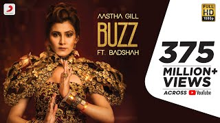 Aastha Gill Buzz feat Badshah Priyank Sharma Official Music