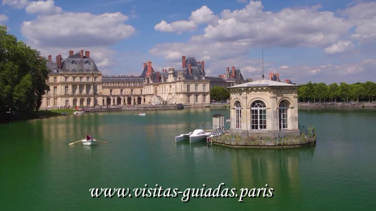 Como llegar al castillo de fontainebleau desde paris for Hotel fontainebleau france