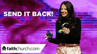 Send It Back! - Pastor Nicole Crank Video