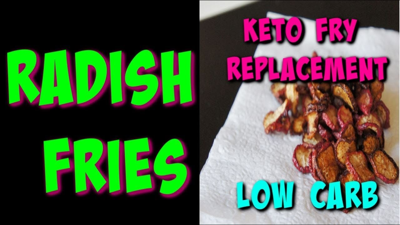 9 34 MB) KETO RADISH FRIES? // HAVE YOU EVER TRIED?, Download Video