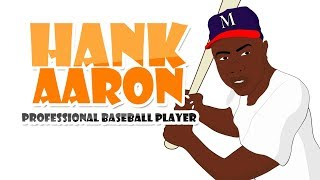 Celebrating Black History: Biography: Hank Aaron Facts | Hank Aaron fun facts