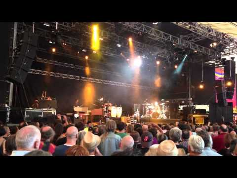 Steven Winwood - Wiesen 2013 - Drum Solo Richard Bailey - Lovely Days