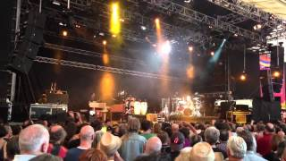 Steven Winwood - Wiesen 2013 - Drum Solo Richard Bailey - Lovely Days