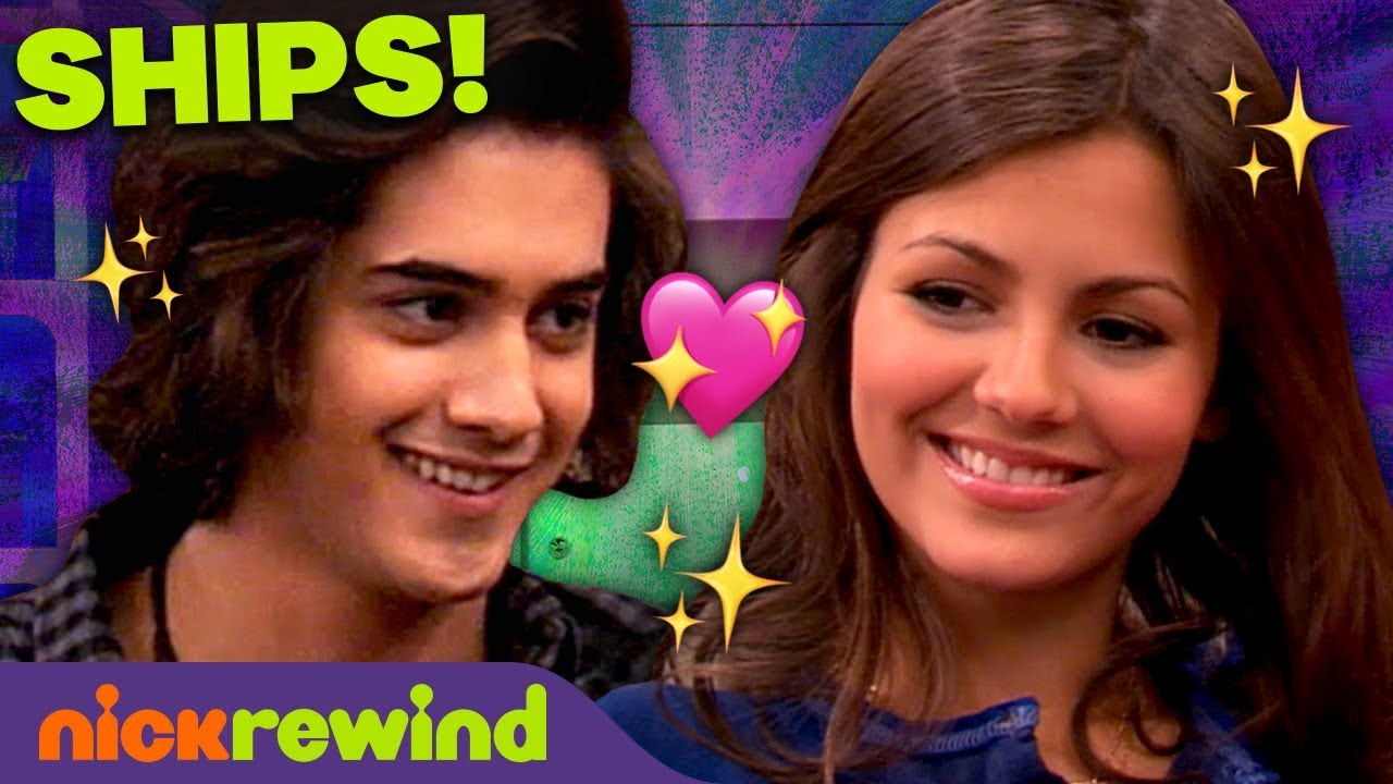Download Bade vs. Bori 💕 The Best Victorious Ships RANKED | NickRewind