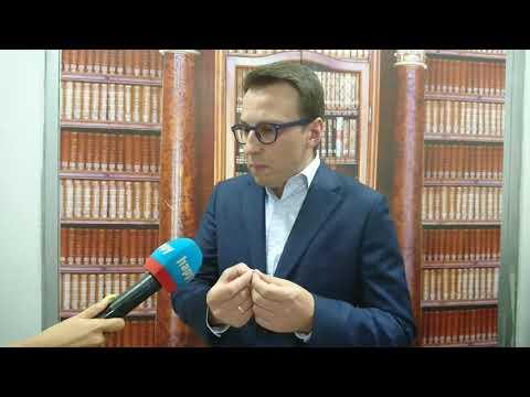 Petar Petkovic - Postavljanje Albanske zastave na Srpske spomenike je drska provokacija - 22.8.2019.