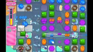Candy Crush Saga Level 1211 ( New with 45 Moves and 4 Candy Colours ) No Boosters 3 Stars
