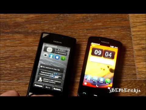 Nokia 700 Против Nokia 500