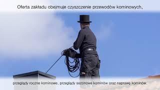 Usługi kominiarskie czyszczenie przewodów kominowych Mogilno Zakład Usług Kominiarskich Miłek