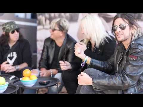 THE DEFIANTS - Interview at Sweden Rock Festival 2019 Mp3