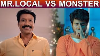 MR.Local Vs Monster