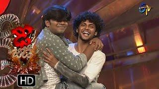 Funny Task | Dhee Jodi | 12th October 2016 | ETV Telugu