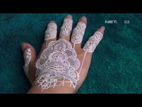 Tren Henna Putih Net12