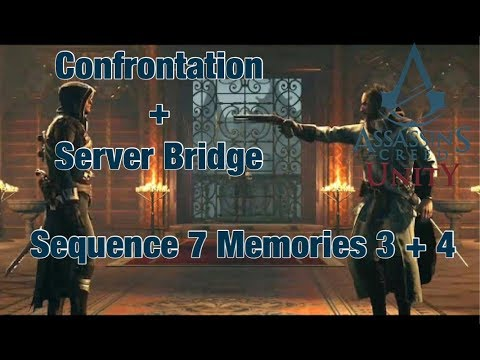 AC Unity Sequence 7 Memory 3 & 4 - Confrontation   AC Unity [Xbox One]