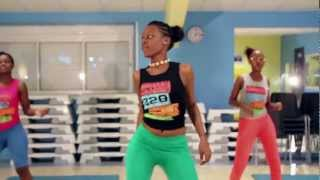 RICKMAN G CREW WILLY UP RDX JUMP RIDDIM dj blue (zumba ragga dancehall chorégraphie) clip officiel