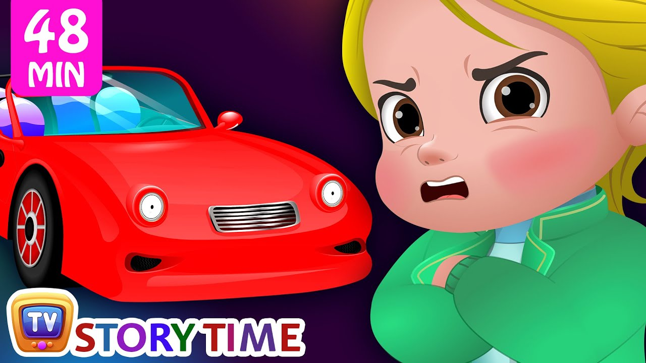 Cussly's Tantrums + Many More Popular ChuChu TV Bedtime Stories and Moral Stories for Kids