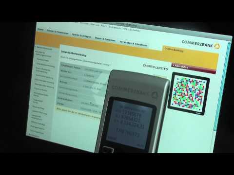 CrontoSign Device