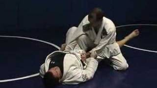 Knee-over Guard Pass from Closed Guard