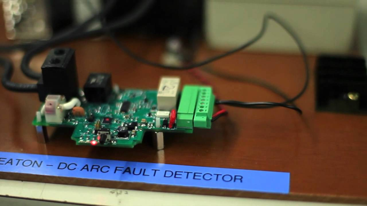Arc Fault Detection Circuit Wiring Diagram And Ebooks Breaker Dc Video Youtube Rh Com Detector With Interrupter