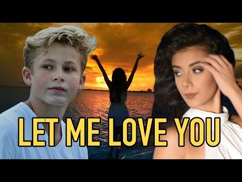 LET ME LOVE YOU - DJ Snake ft. Justin Bieber - cover by Giselle Torres