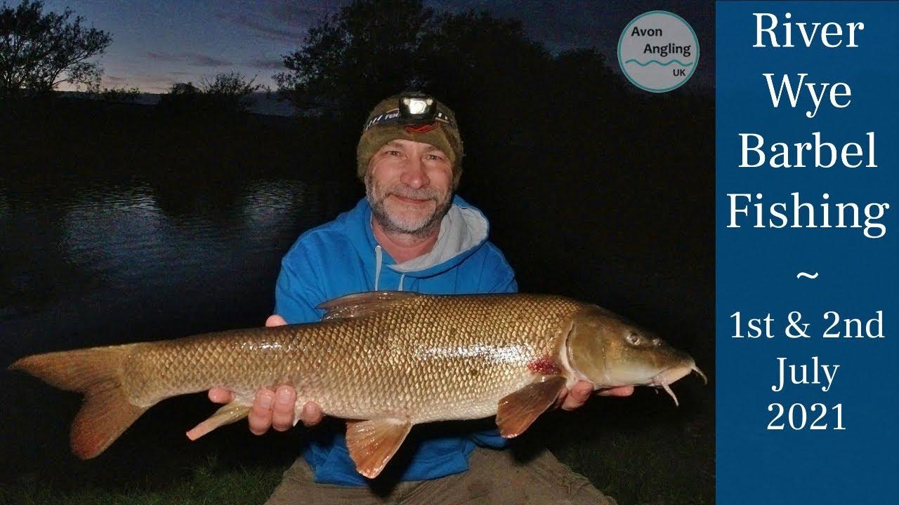 Download Barbel Fishing - River Wye Summer Adventure - 1/7/21 (Video 252)