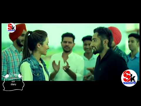 Tu Cheez Lajawab || Latest song || Punjabi+Haryanvi || dedicated to swagy girls || s.k diary ||