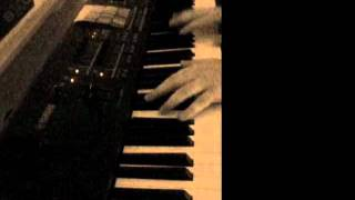 In My Bed - Amy Winehouse - Piano Solo Arrangement - Howard J Foster