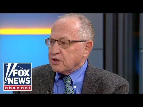 Dershowitz: Trump was