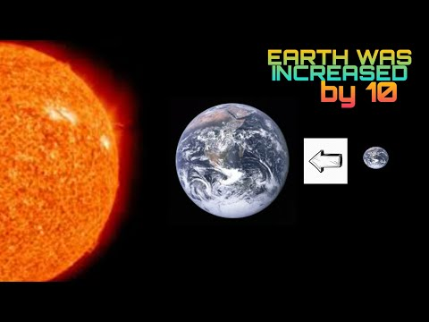 Let's Assume Our Earth Was Increased By 10 Times (Telugu) || by Leela Chaitanya