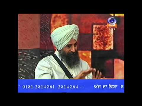 Cosmic View Of Shabad Interview Prof Jagdish Singh