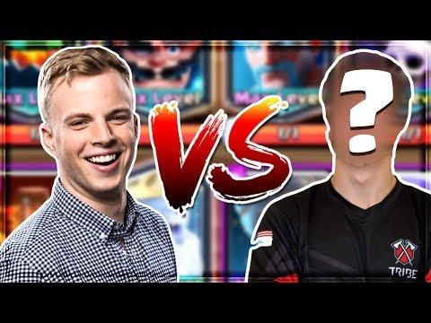 Clash Royale - PAT vs PRO! Hard Counter Challenge