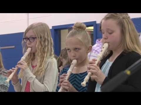 4th Grade/Choir Spring 2017 Music Program